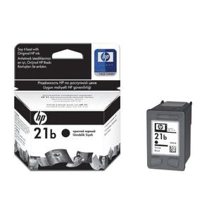 HP Чернильный картридж HP 21 b Simple Black Inkjet Print Cartridge (C9351BE)